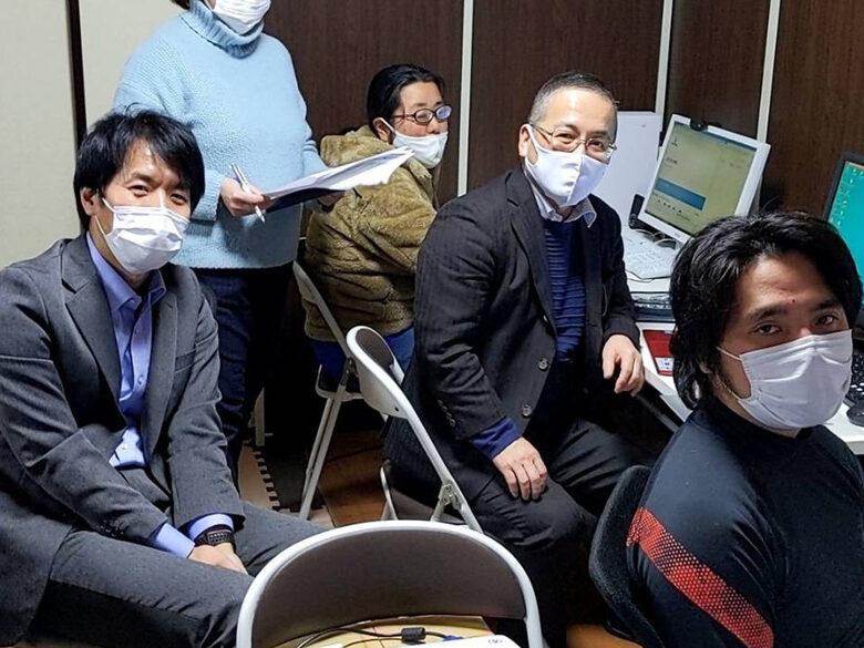 東京のIT企業と受諾業務の契約を締結しました